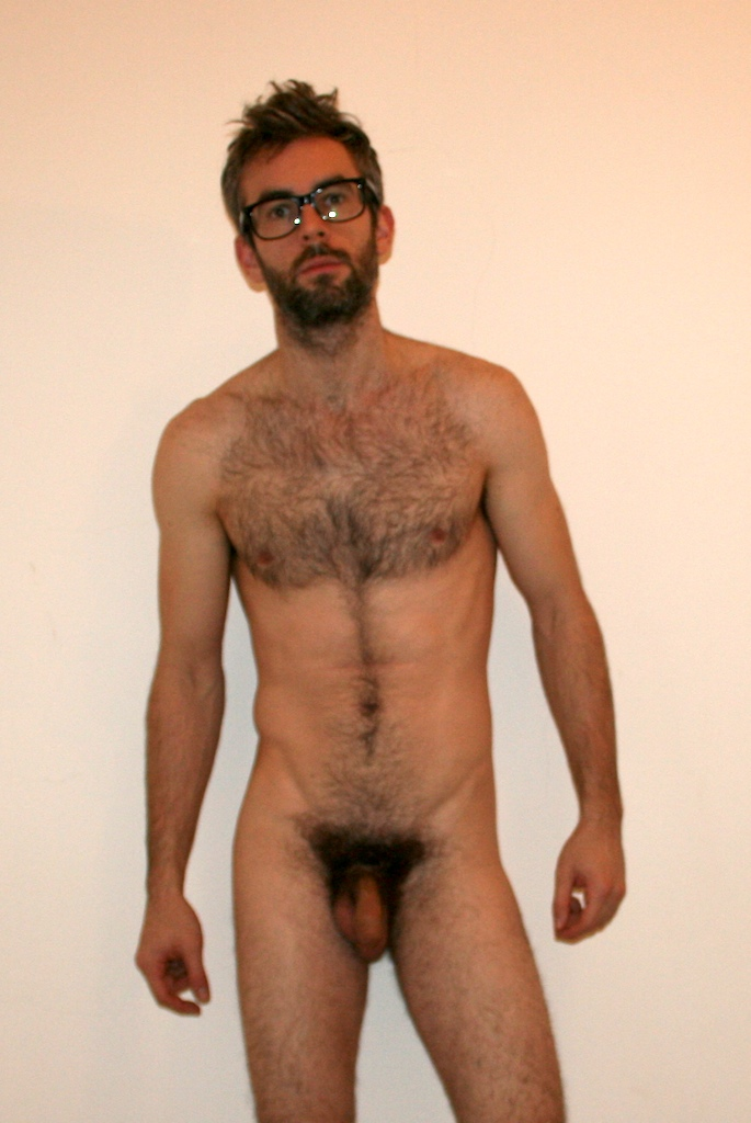 Hairy nude male photos